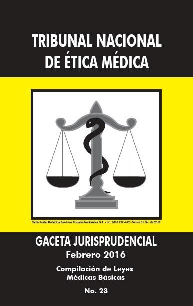 COMPILACIÓN DE LEYES MÉDICAS BÁSICAS