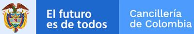 logo cancillería de colombia