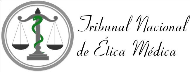 logo tribunal nacional de etica medica